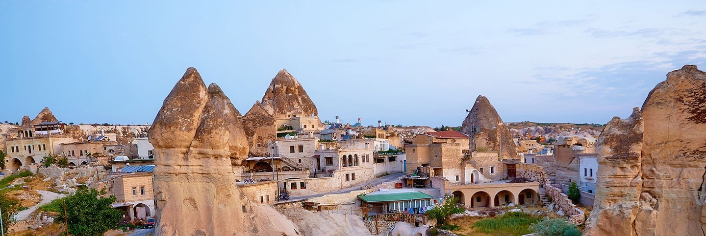 1 NIGHT CAPPADOCIA TOUR FROM ISTANBUL
