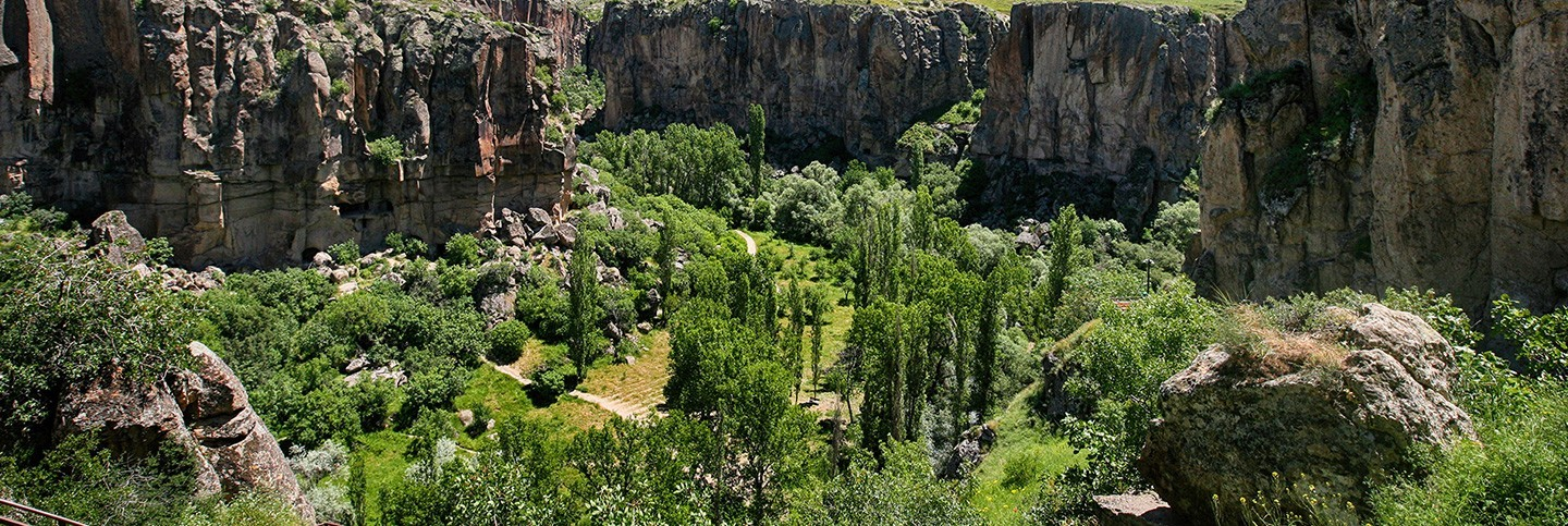 DAILY CAPPADOCIA SOUTH TOUR ( Green Tour )