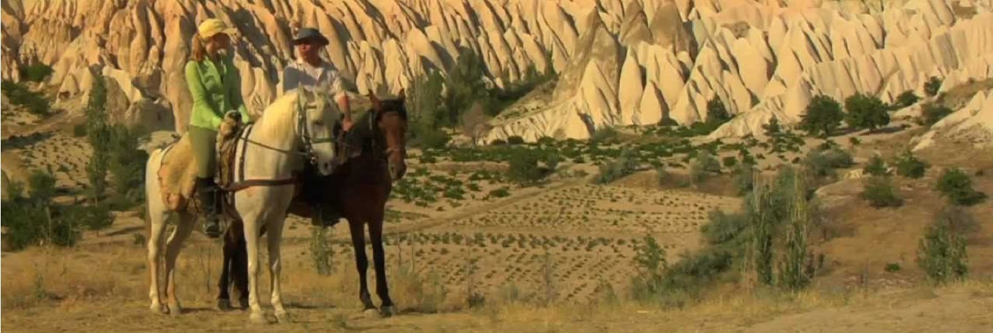 Horse Riding at Cappadocia