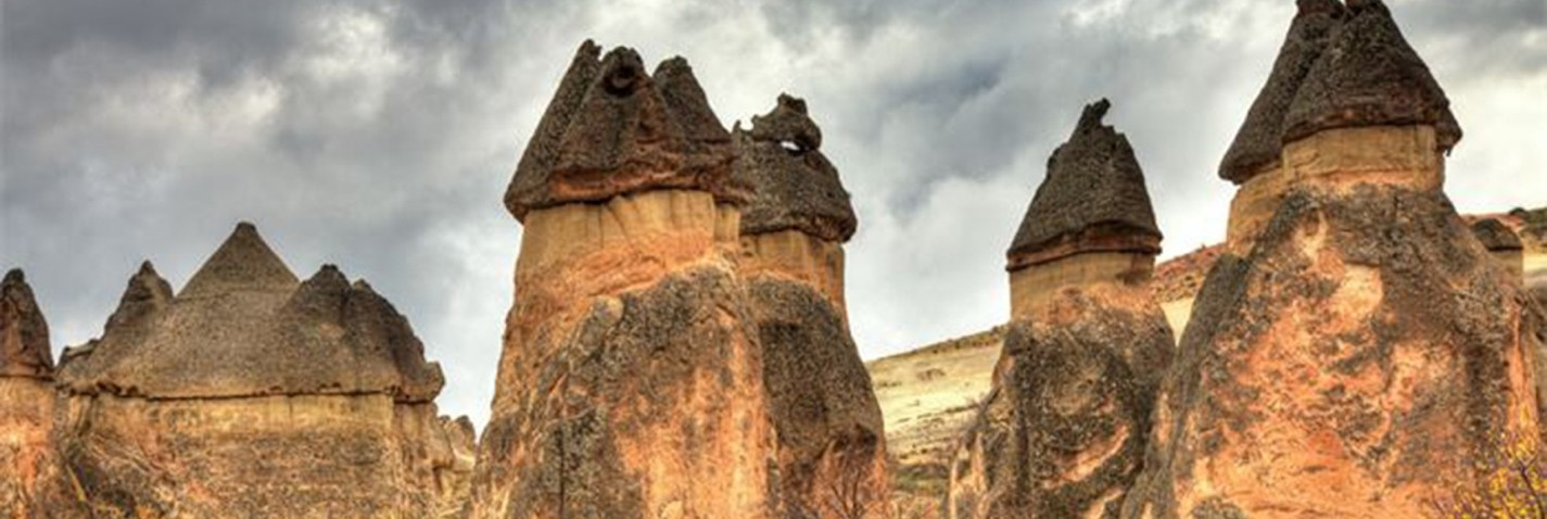 2 Days Cappadocia Tour from/to Istanbul (Morning Departure)