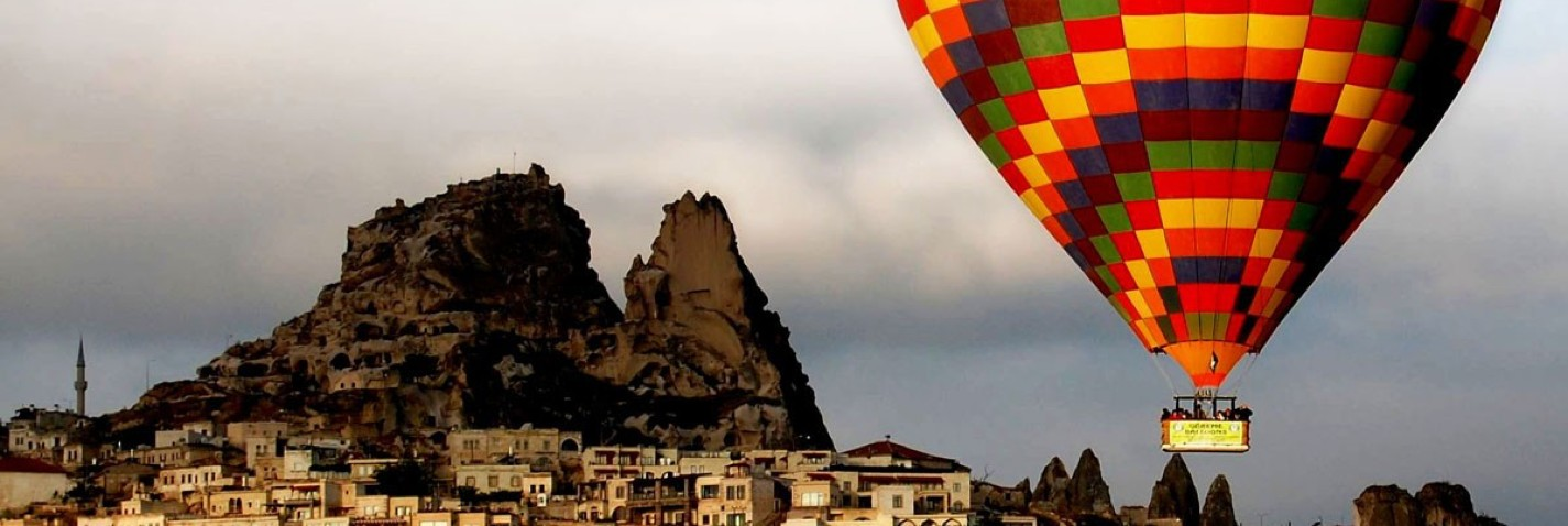 2 Nights 3 Days Cappadocia Tour from Istanbul(OPTIONAL BALLOON TOUR)